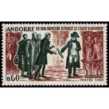 ANDORRE N ** N° 0168