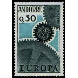 ANDORRE N ** N° 0179