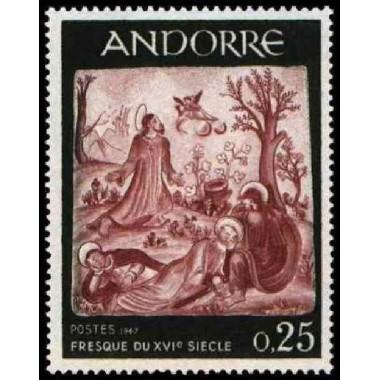ANDORRE N ** N° 0184