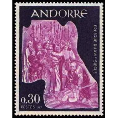 ANDORRE N ** N° 0185
