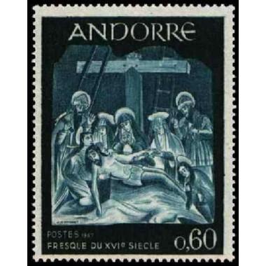 ANDORRE N ** N° 0186