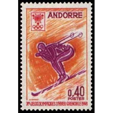 ANDORRE N ** N° 0187