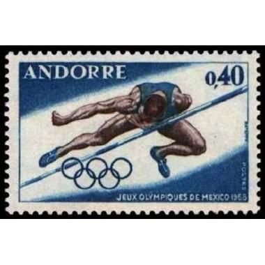 ANDORRE N ** N° 0190