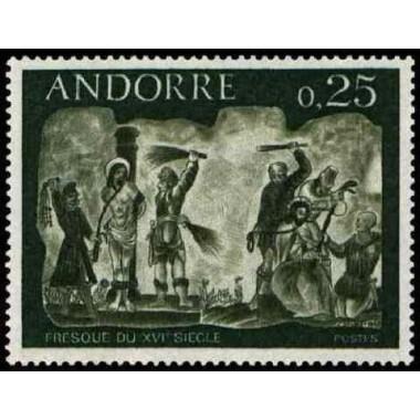 ANDORRE N ** N° 0191