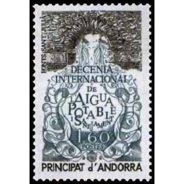ANDORRE N ** N° 0298