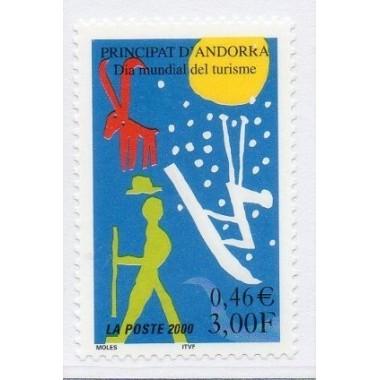 ANDORRE N° 0535 N **