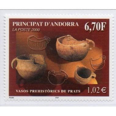 ANDORRE N ** N° 0538