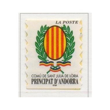 ANDORRE N° 0542 N **