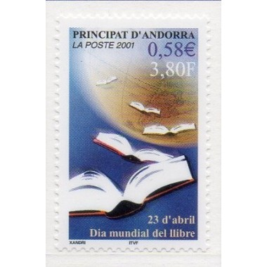 ANDORRE N° 0545 N **