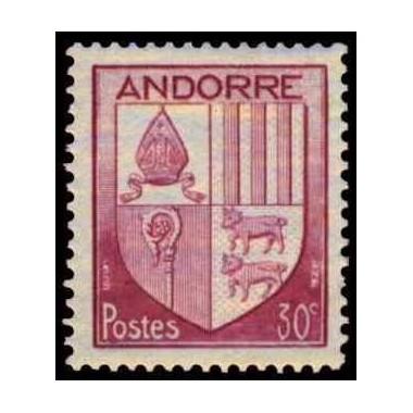 ANDORRE N* N° 0094