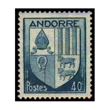 ANDORRE N* N° 0095