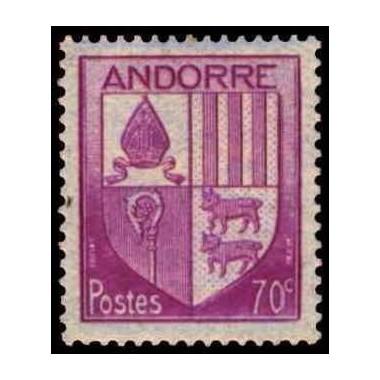 ANDORRE N* N° 0098