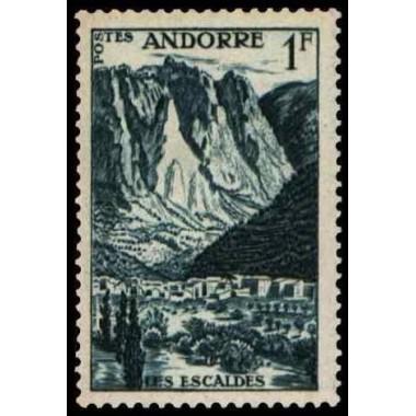 ANDORRE N* N° 0138
