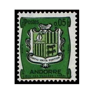 ANDORRE N* N° 0154