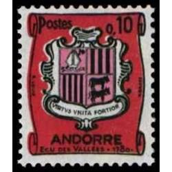 ANDORRE N° 0155 N *