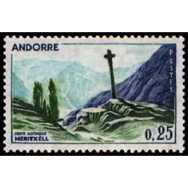 ANDORRE N° 0158 N *