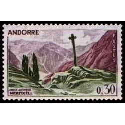 ANDORRE N° 0159 N *
