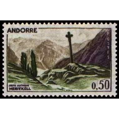 ANDORRE N° 0161 N *