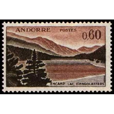 ANDORRE N* N° 0161A