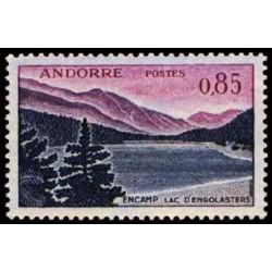 ANDORRE N° 0163 N *