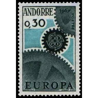 ANDORRE N* N° 0179