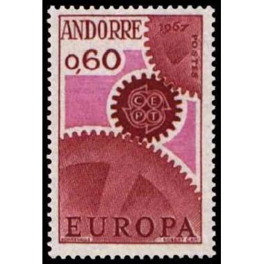 ANDORRE N* N° 0180