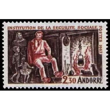 ANDORRE N* N° 0183
