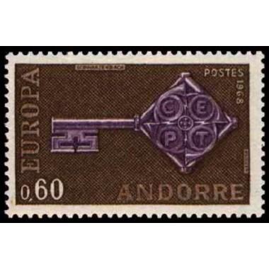 ANDORRE N* N° 0189