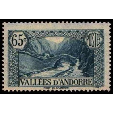 ANDORRE Obl N° 0068