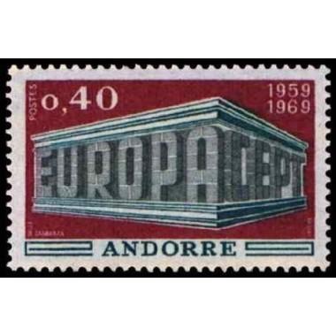 ANDORRE Obl N° 0194