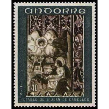 ANDORRE Obl N° 0199