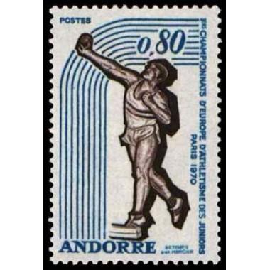 ANDORRE Obl N° 0205