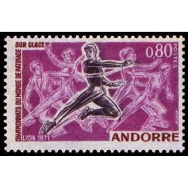 ANDORRE Obl N° 0209