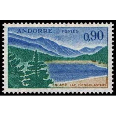 ANDORRE Obl N° 0213A