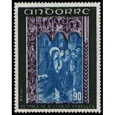 ANDORRE Obl N° 0216