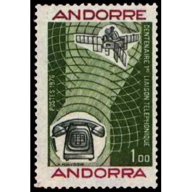 ANDORRE Obl N° 0252
