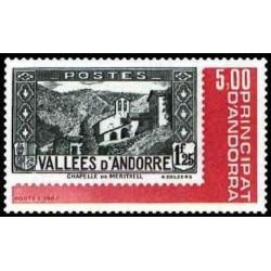 ANDORRE N° 0304 Obli