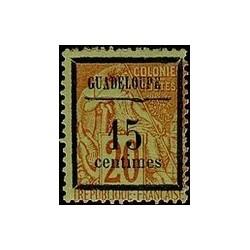 Guadeloupe N° 004 N **