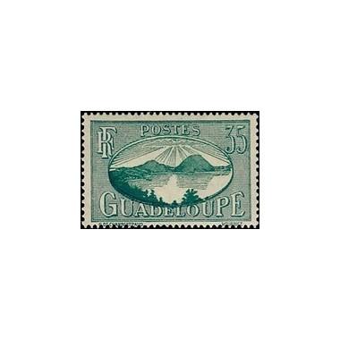 Guadeloupe N° 107A N **