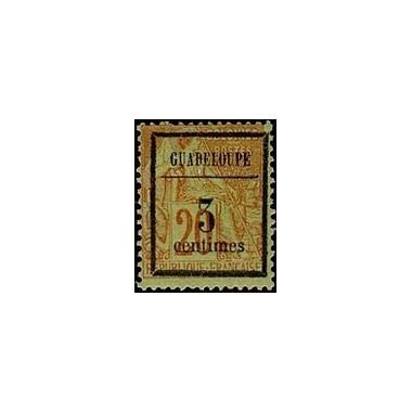 Guadeloupe N° 003 N *