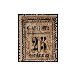 Guadeloupe N° 009 N *