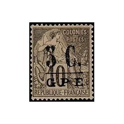 Guadeloupe N° 010 N *