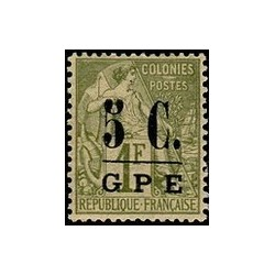 Guadeloupe N° 011 N *