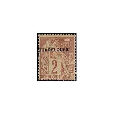 Guadeloupe N° 015 N *