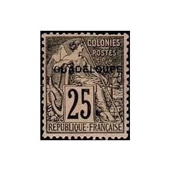 Guadeloupe N° 021 N *