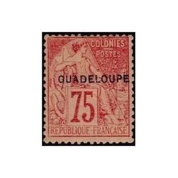 Guadeloupe N° 025 N *