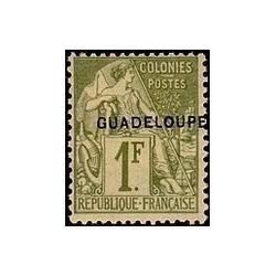 Guadeloupe N° 026 N *