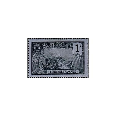 Guadeloupe N° 055 N *