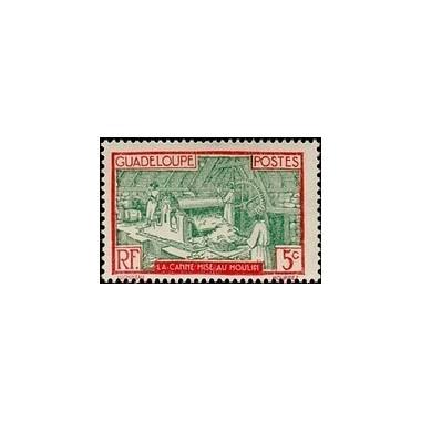 Guadeloupe N° 102 N *