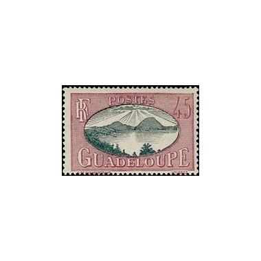 Guadeloupe N° 109 N *